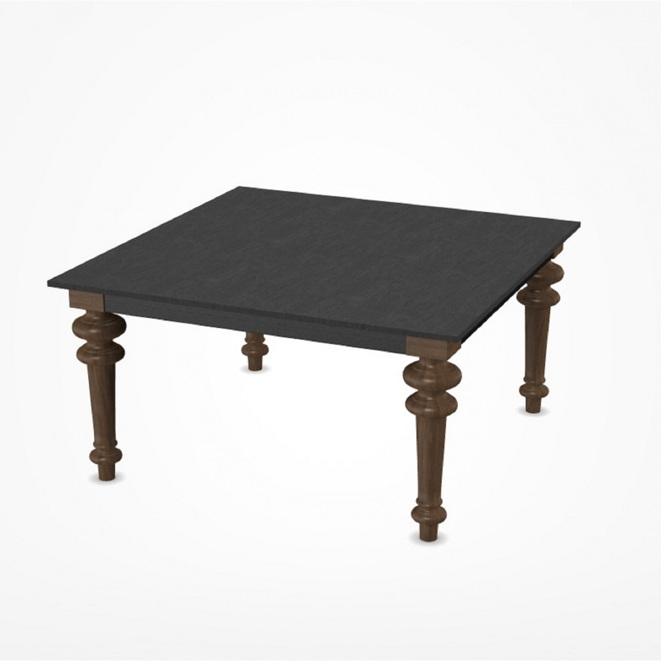 Gervasoni Gray Table Tattahome