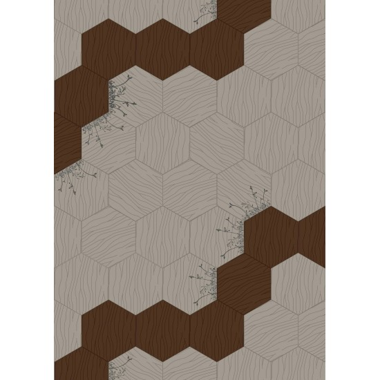 BISAZZA WOOD PATH BOLD