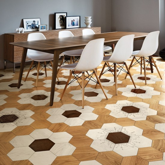 BISAZZA WOOD FLORAL SPRING