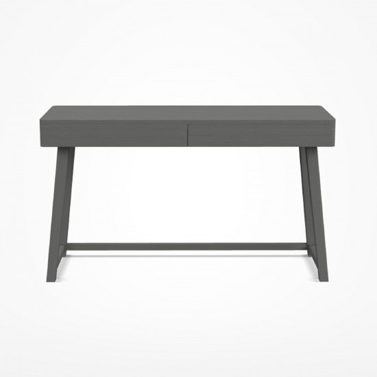 GERVASONI GRAY WRITING DESK