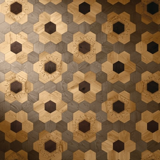 BISAZZA WOOD FLORAL NATURE