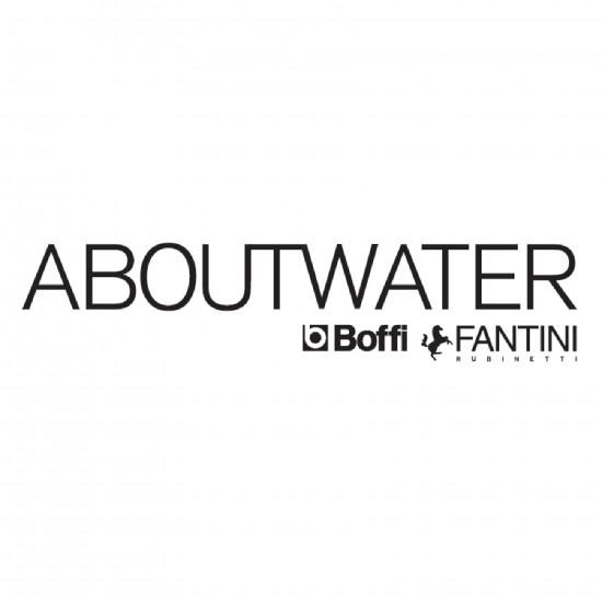 FANTINI ABOUTWATER AF/21 FUKASAWA WALL-MOUNT BASIN MIXER