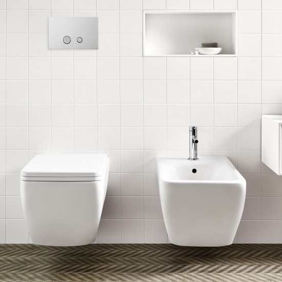 REXA DESIGN MAYBE.2 WALL-HUNG WC