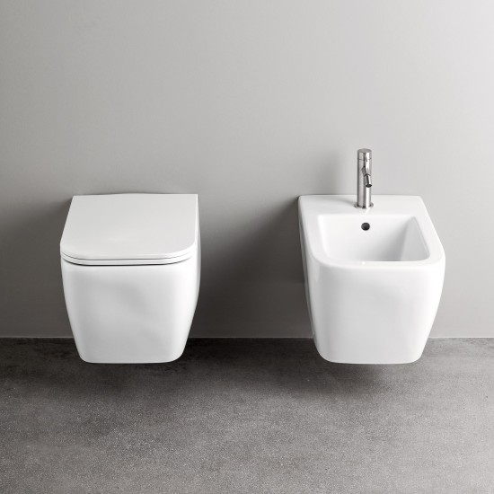REXA DESIGN MAYBE.2 WALL-HUNG BIDET