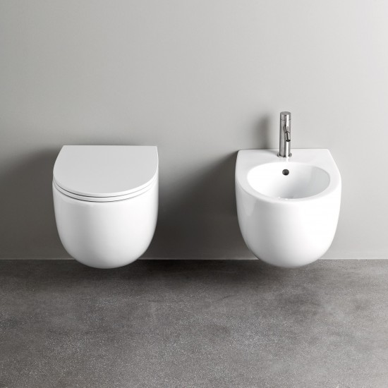REXA DESIGN ABOUT.2 WALL-HUNG BIDET