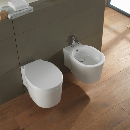 SCARABEO BUCKET WALL HUNG WC