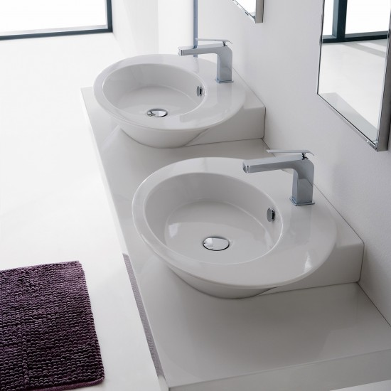 WISH SCARABEO Washbasin 67x51