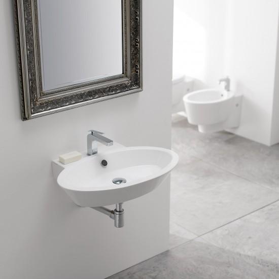 WISH SCARABEO Washbasin 68x51