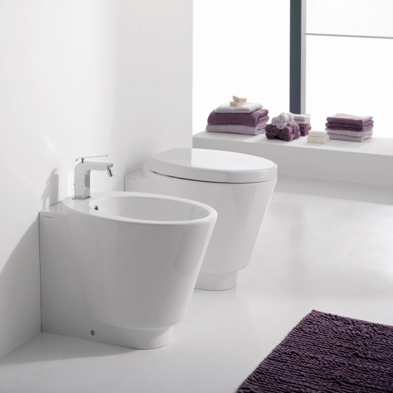 WISH SCARABEO FLOOR BIDET