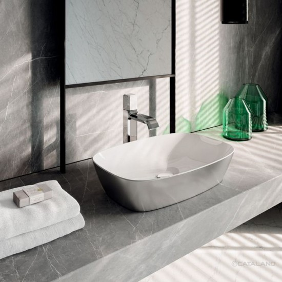 CATALANO GOLD & SILVER GREEN LUX 60 WASHBASIN