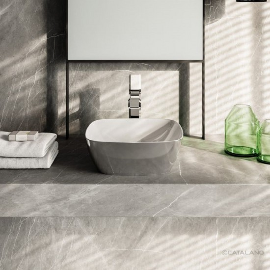 CATALANO GOLD & SILVER GREEN LUX 40 WASHBASIN