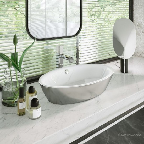 CATALANO GOLD & SILVER VELIS 70 WASHBASIN