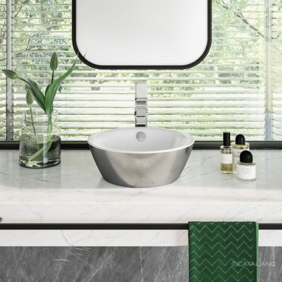 CATALANO GOLD & SILVER VELIS 42 WASHBASIN