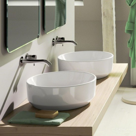 CATALANO GREEN WASHBASIN 48