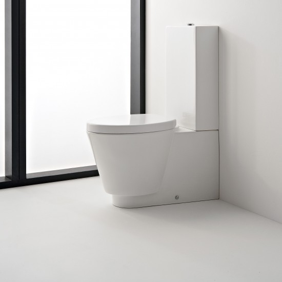 WISH SCARABEO Monoblock WC