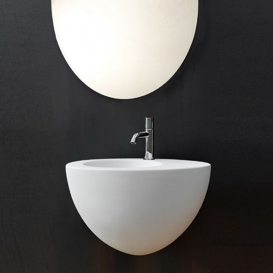 CIELO LE GIARE WALL HUNG WASHBASIN 56