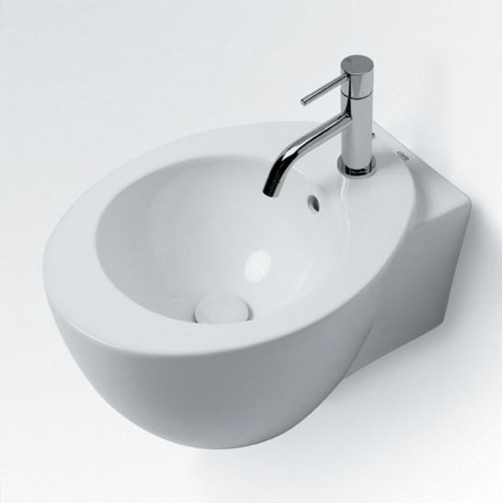 CIELO LE GIARE WALL HUNG WASHBASIN 34