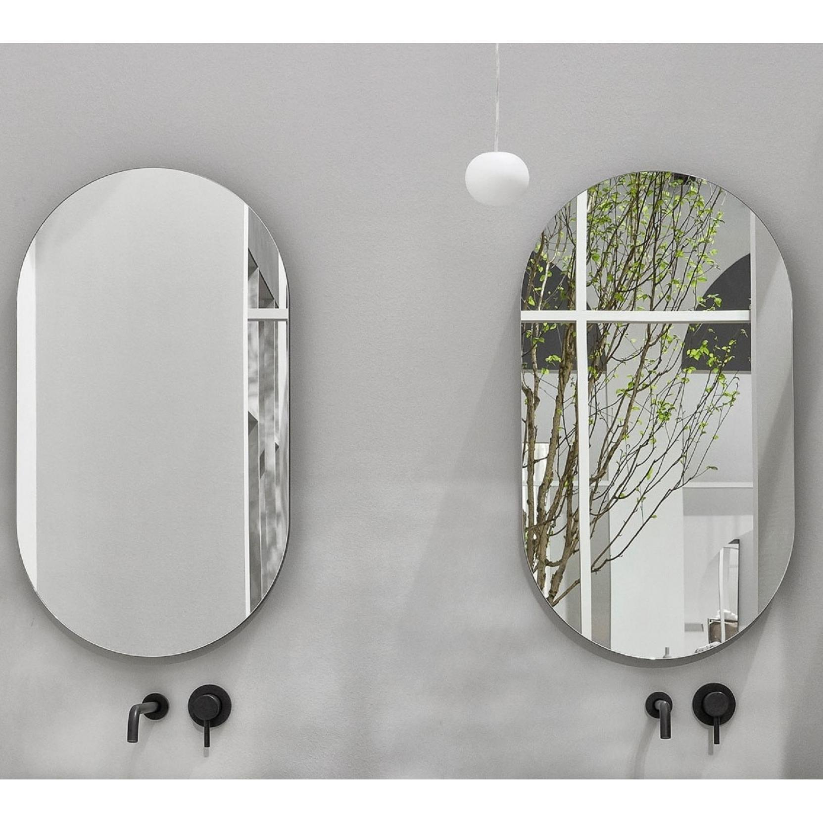 Cielo Oval Mirror Tattahome