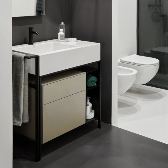 CIELO NARCISO MINI WASHBASIN CABINET