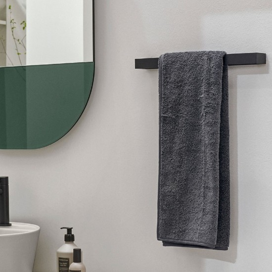CIELO RECTANGULAR TOWEL RAIL
