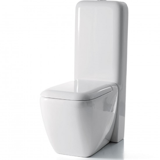 CIELO SHUI WC WITH MONOBLOCK CISTERN