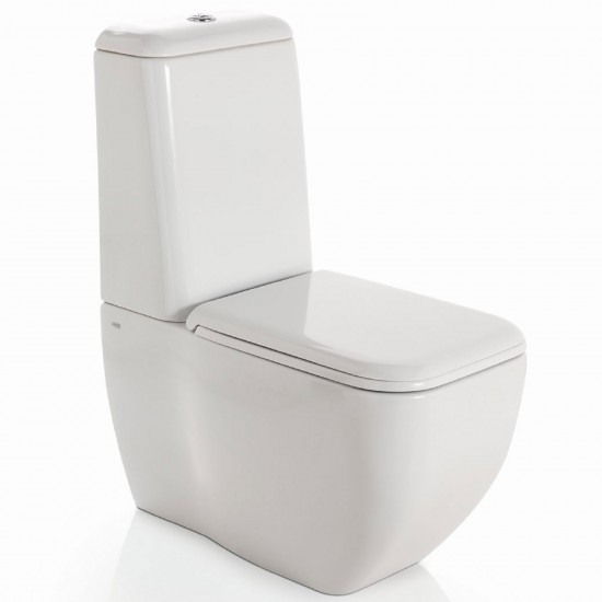 CIELO SHUI WC WITH MONOBLOCK CISTERN BIG