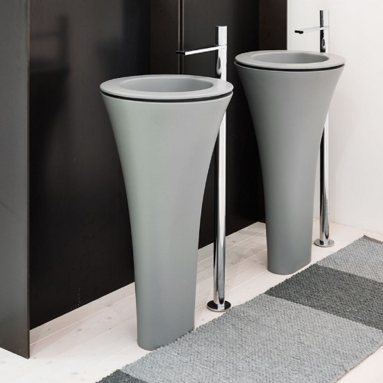 CIELO AMEDEO TONDO FREESTANDING WASHBASIN