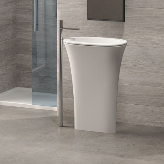 CIELO AMEDEO OVALE FREESTANDING WASHBASIN