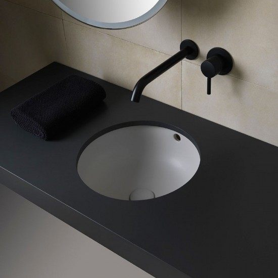 CIELO ENJOY UNDERCOUNTER ROUND WASHBASIN