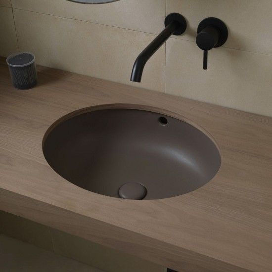 CIELO ENJOY UNDERCOUNTER OVAL WASHBASIN
