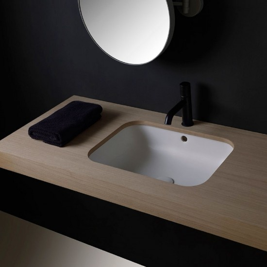 CIELO ENJOY UNDERCOUNTER RECTANGULAR WASHBASIN