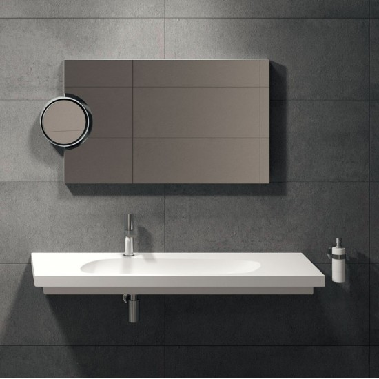 CIELO ENJOY ON TOP OR WALL-HUNG WASHBASIN