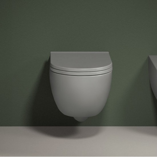 CIELO ENJOY WALL-HUNG WC RIMLESS