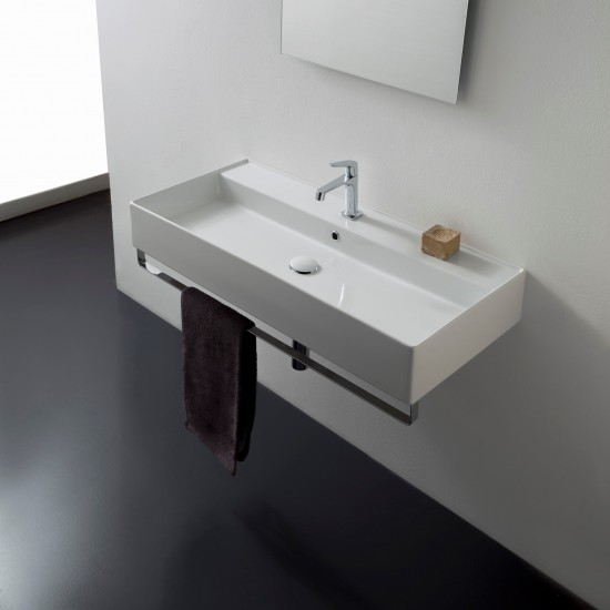 TEOREMA 2.0 SCARABEO 100R A Washbasin