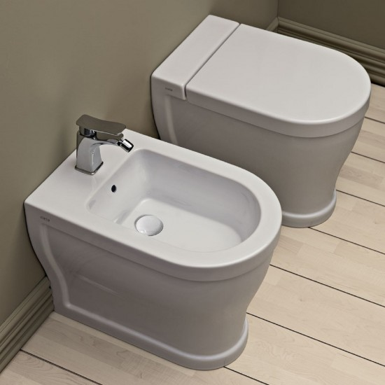 CIELO OPERA BACK TO WALL BIDET