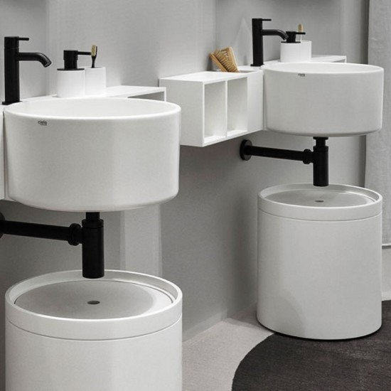 CIELO SELLA WASHBASIN WITH CABINET