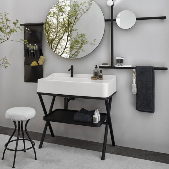 CIELO SIWA WASHBASIN WITH CABINET
