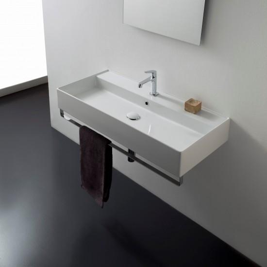 TEOREMA 2.0 SCARABEO 120R A Washbasin