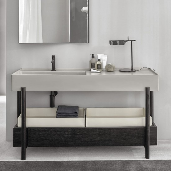 CIELO PLINIO WASHBASIN WITH CABINET