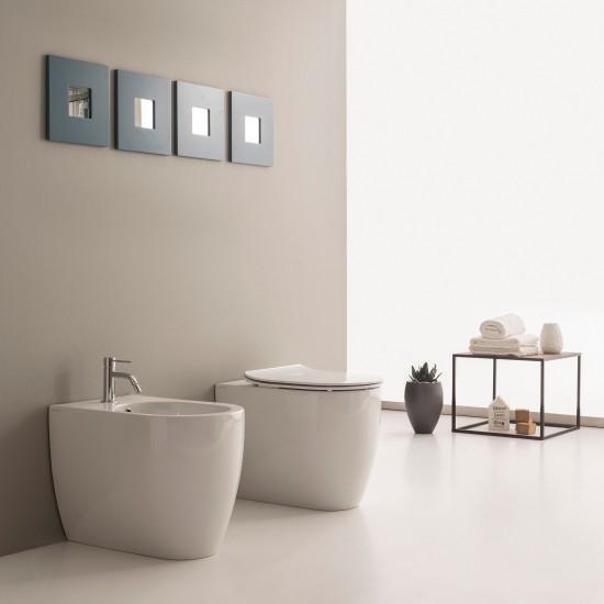 MOON SCARABEO FLOOR WC