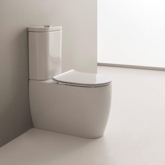 MOON SCARABEO Monoblock WC