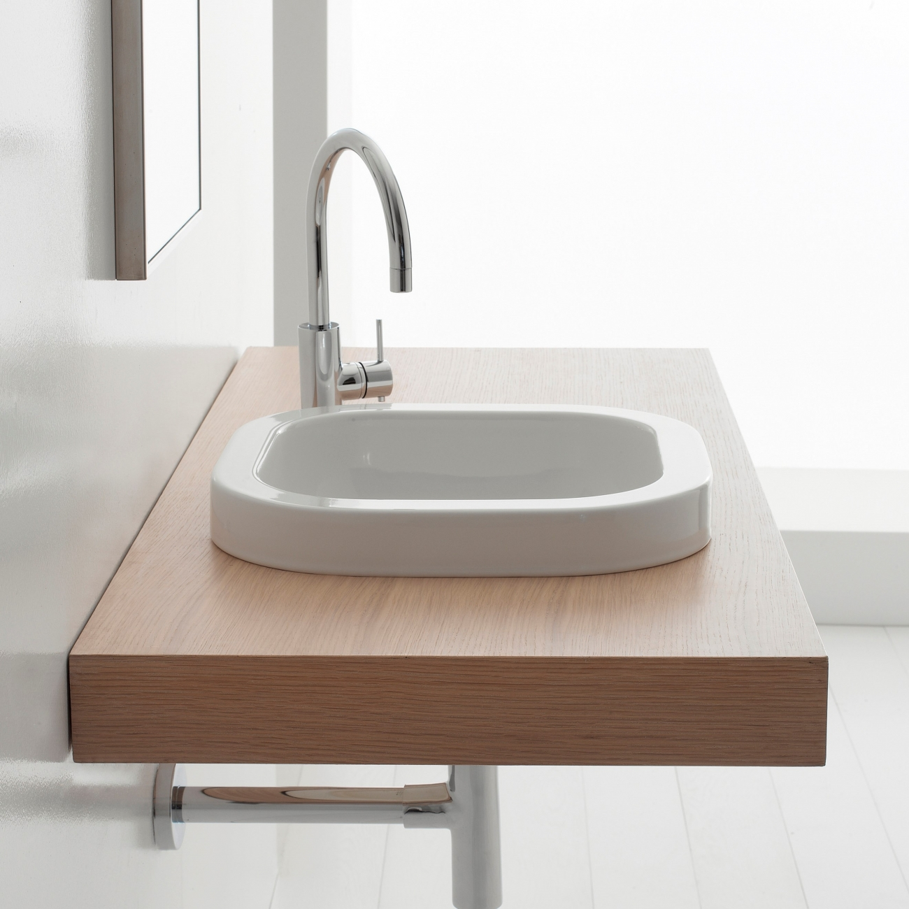 NEXT SCARABEO 40A Built-in washbasin