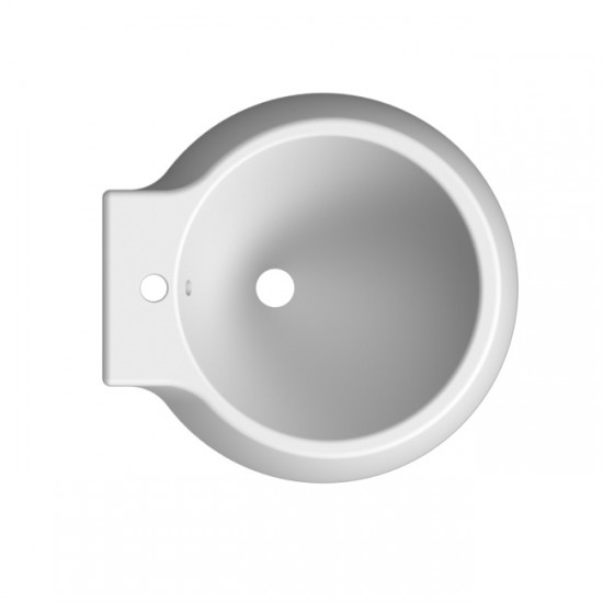 PLANET SCARABEO Wall-mounted bidet