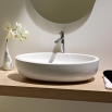 PLANET SCARABEO  Lay-on washbasin 66X39