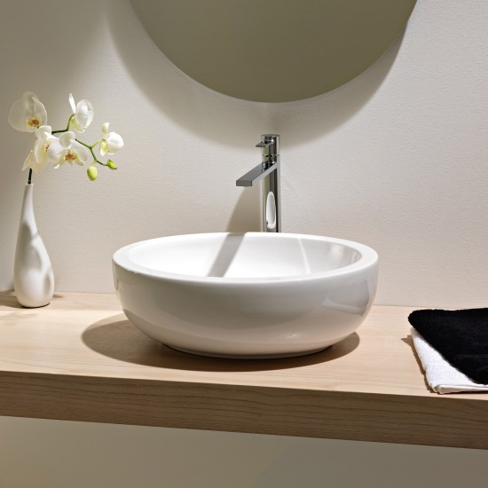 PLANET SCARABEO Lay-on washbasin 48X39