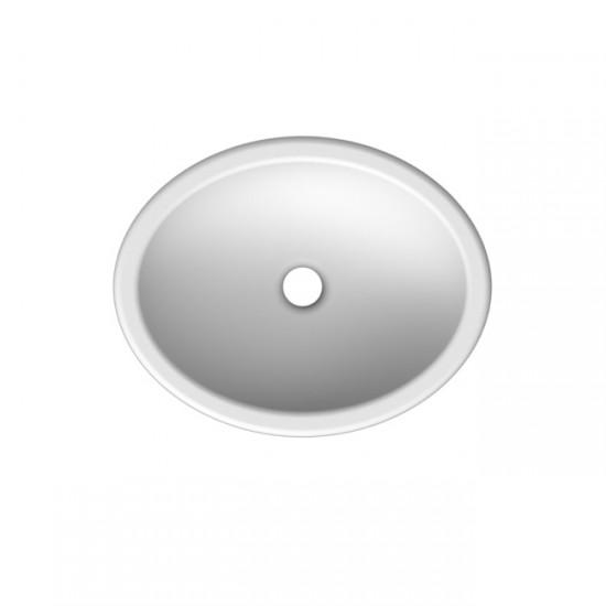 PLANET SCARABEO Lay-on washbasin 48X39