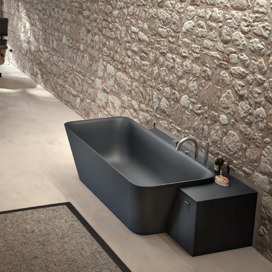 ALBATROS SOREHA WALL BATHTUB