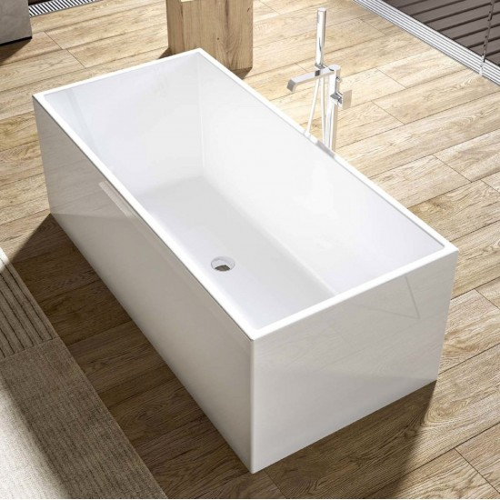 ALBATROS IDEA F RECTANGULAR BATHTUB
