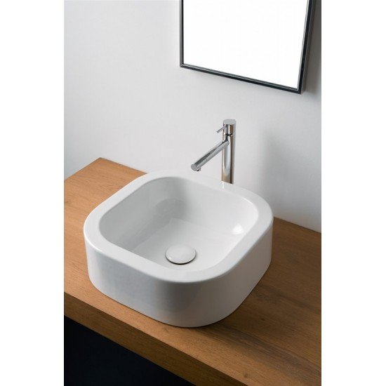 NEXT SCARABEO 40 Lay-on washbasin