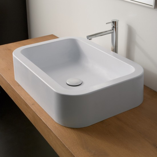 NEXT SCARABEO 60 Lay-on washbasin
